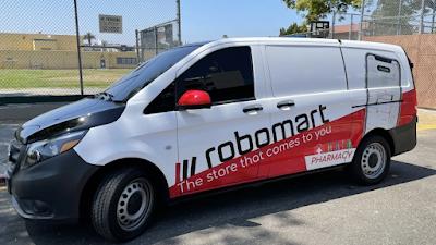 softwarequery.com- Robomart, a startup