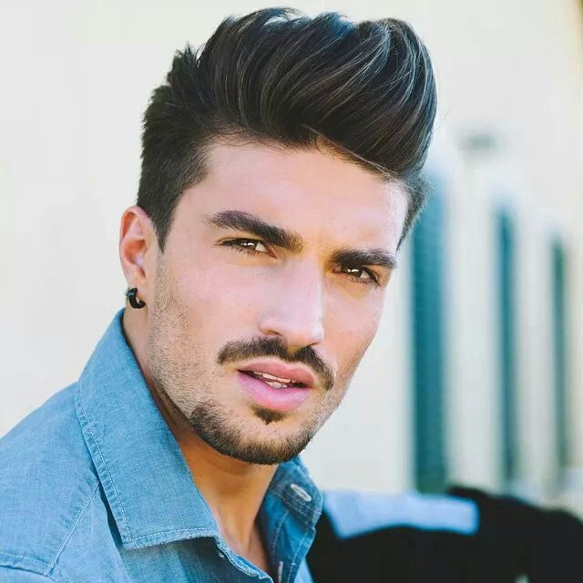 All About Hair For Men Mariano Di Vaio