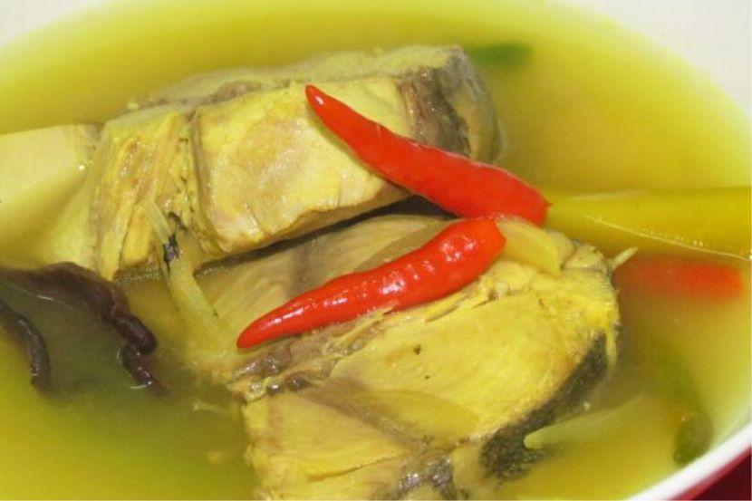 resepi ikan singgang terengganu resepi mudah Resepi Singgang Ikan Belanak Enak dan Mudah