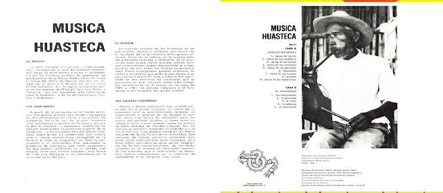 MÚSICA HUASTECA ~ Fonoteca de la danza folclórica de México