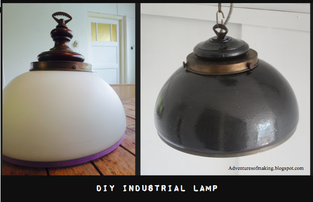The Adventures Of Making Throwing Some Lamp Shade A Diy D