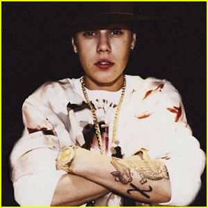 Justin Bieber Fish Tattoo