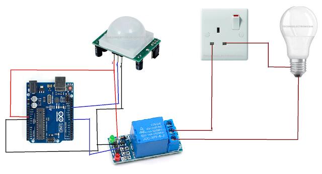 Arduino-with-PIR-sensor-TechnoElectronics44