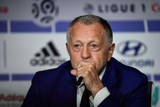 """أولاس يضرب في الدوري الفرنسي 1: """"نحن الأسهم الضاحكة في أوروبا"""""""