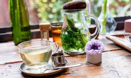 How to Make Green Tea ~ Health benefits of Green Tea