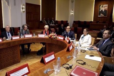 المغرب شريك من أجل الديمقراطية لمجلس أوروبا