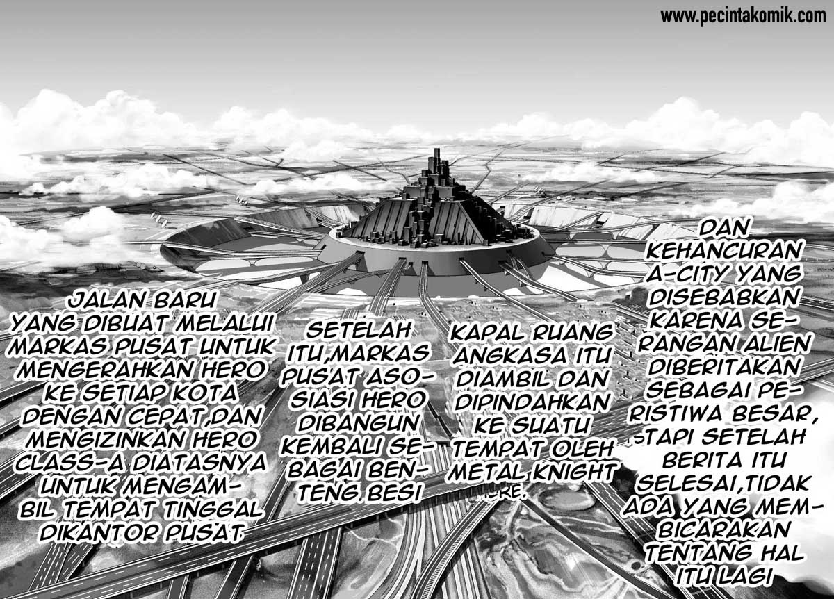 Baca Komik One Punch Man Chapter 49 Bahasa Indonesia