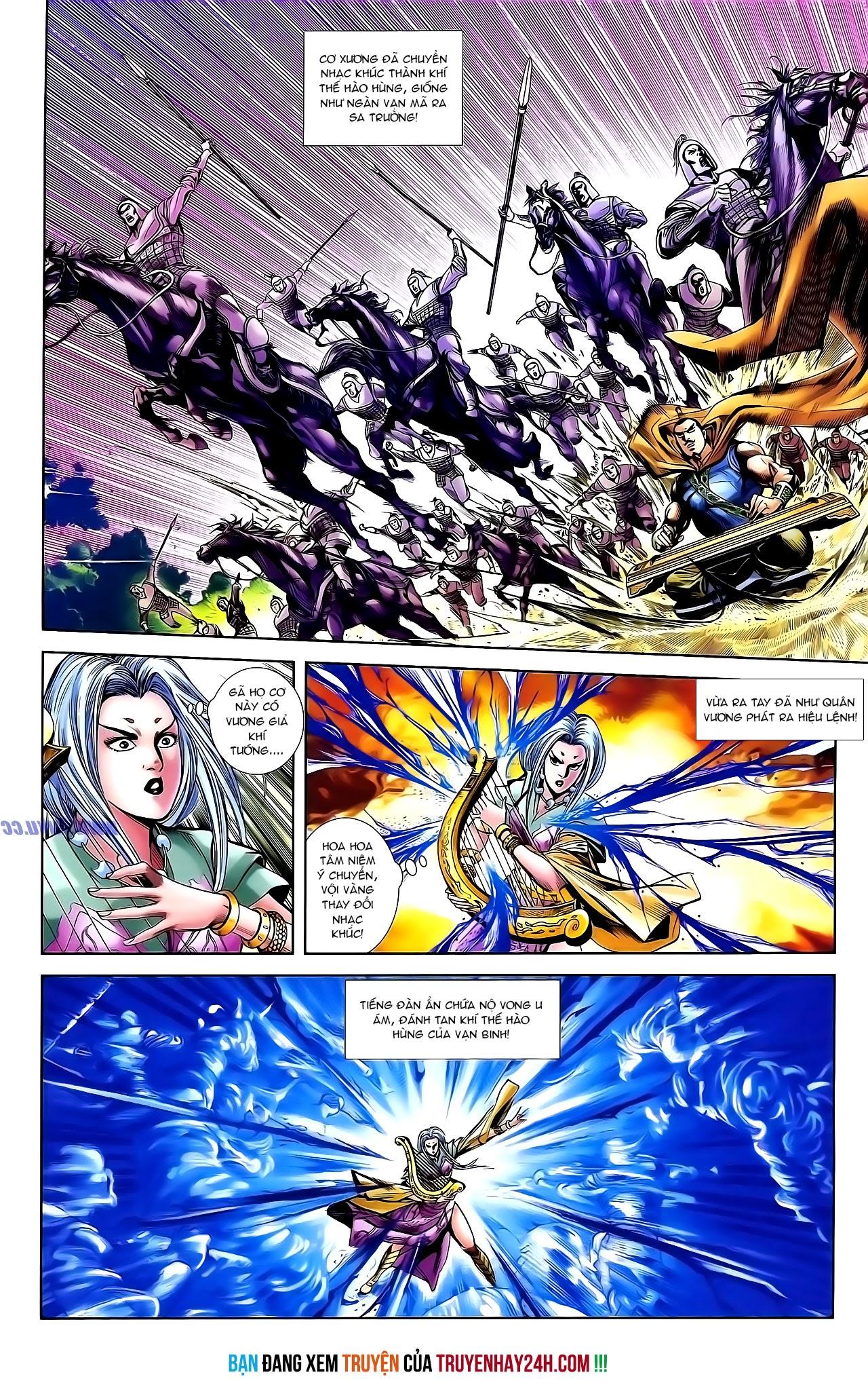 Cơ Phát Khai Chu Bản chapter 137 trang 29