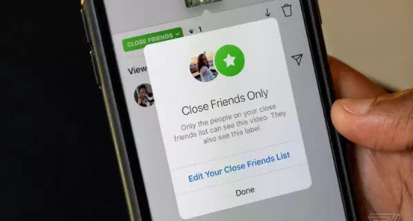 Cara menggunakan fitur Close Friends Instagram-1
