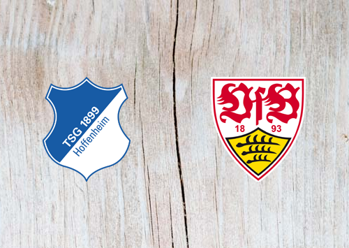 Hoffenheim vs Stuttgart - Highlights 27 October 2018