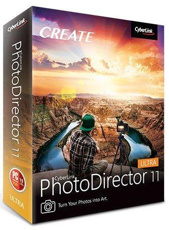 CyberLink PhotoDirector Ultra 11.0.2228.0