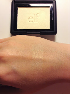 e.l.f. Studio Blush in Glow swatch
