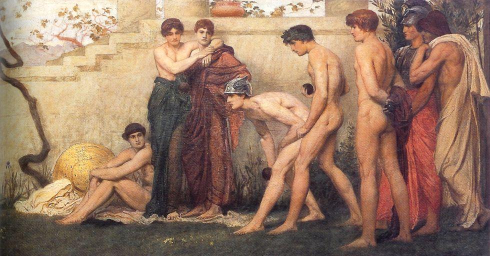 Смотреть оргии древний рим онлайн