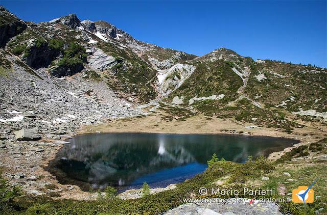 Lago Inferiore della Cavegna