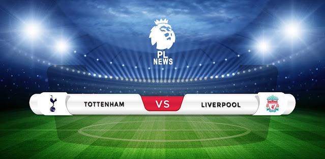 Tottenham vs Liverpool Prediction & Match Preview