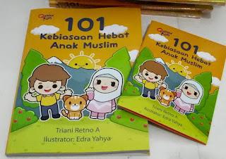 Kuis Buku 101 Kebiasaan Hebat Anak Muslim