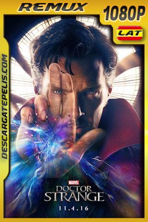 Doctor Strange (2016) 1080p BDRemux Latino – Ingles