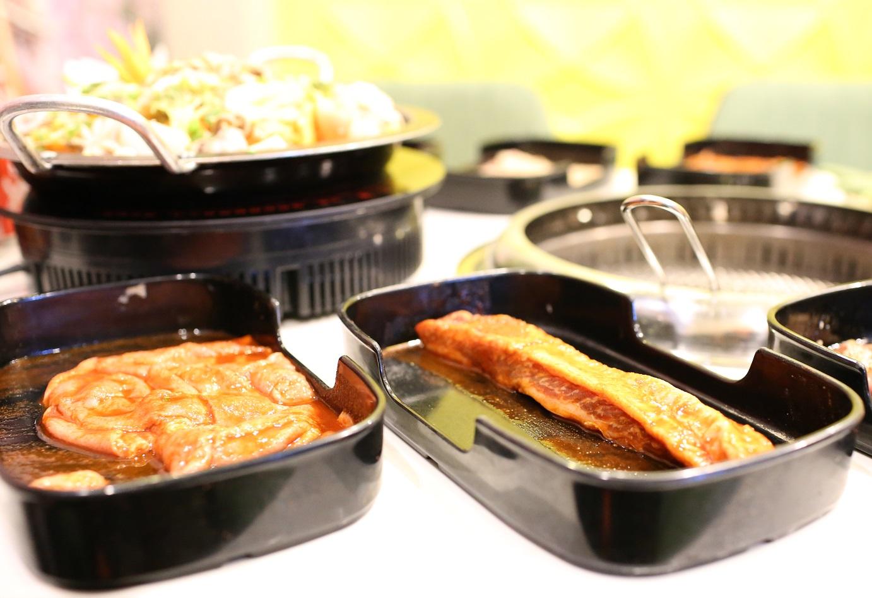 """Nếu """"ghiền"""" thịt nướng Hàn Quốc, bạn phải đến quán ngon có tiếng Gia Lai này!"""