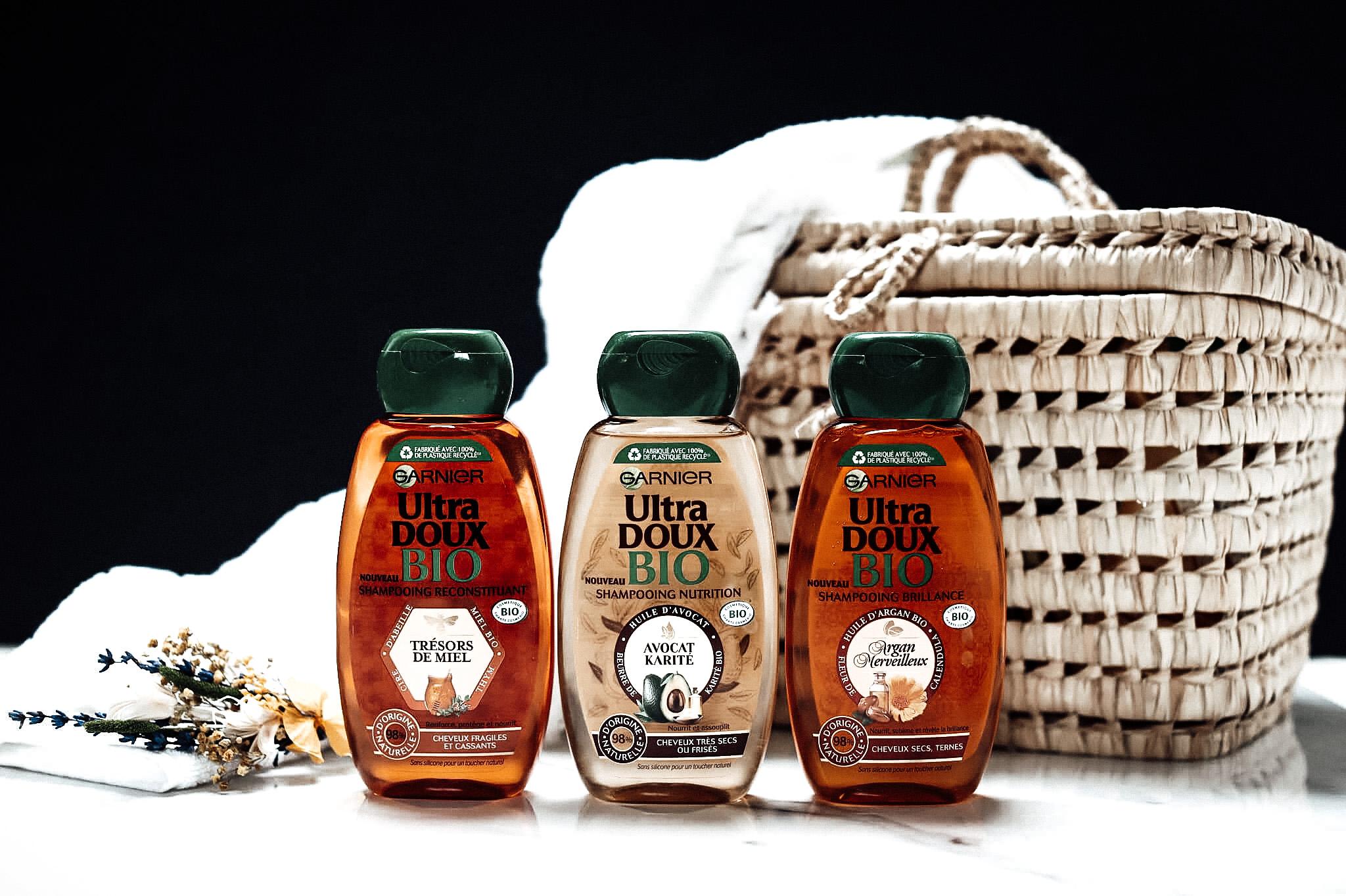 Garnier Bio Ultra Doux Shampooing