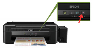 Reset Ink Level Epson L350