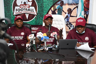 Football Legends, Nollywood Giants,Popular Musicians,Confirm Their Participation In This Weekend's ACTDF Talent Hunt In Bauchi