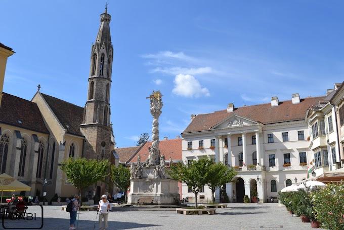 Kilka godzin w Sopron