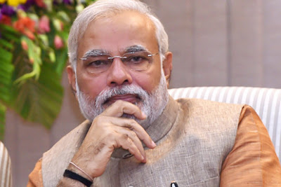 Narendra Modi Ji, Prime Minister of India.