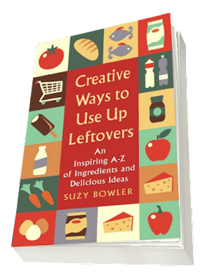 ideas and recipe for leftover food cookbook
