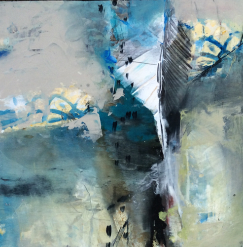 Joan Fullerton Paintings Contemporary Abstract Landscape