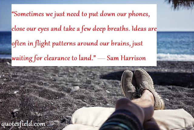 Relaxation Time Quotes