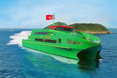 Giá vé tàu cao tốc Mai Linh Express tuyến Cần Thơ - Côn Đảo
