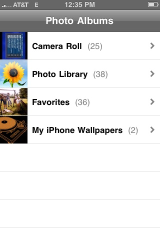 how to delete photo albums from iphone aniket s dotcom delete a photo album on your iphone 4997