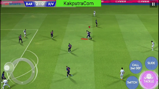 FIFA 19 Mobile New Menu Best Graphics Offline di Android