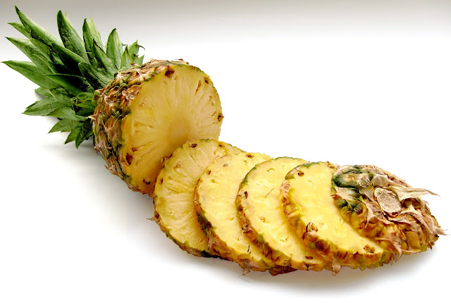 pineapple - Hair Fall Solution