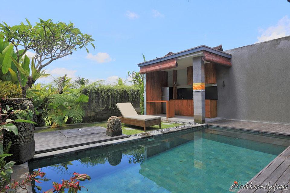 20 Biệt thự Villa Bali Indonesia giá rẻ đẹp view biển, có hồ bơi