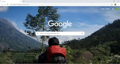 Cara Mengganti Tema Google Chrome Dengan Foto Sendiri