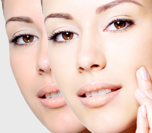how to get good face skin naturally