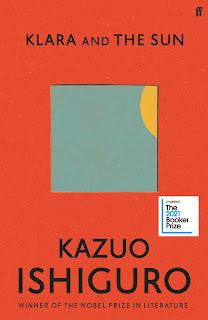 Klara and the Sun by Kazuo Ishiguro book cover