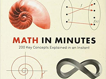 Math in Minutes - 200 Key Concepts Explained In An Instant
