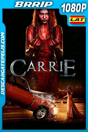 Carrie (2013) Extended Cut HD 1080p BRRip Latino – Ingles