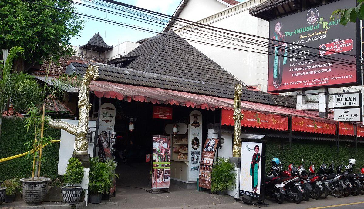 tempat makan di yogyakarta terbaik