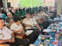 Libatkan Mahasiswa KKN UNA, Kecamatan Aek Kuasan Gelar Musrenbang