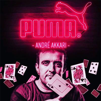afd69d93f6 Exclusivo  André Akkari assina com a Puma ~ FutGestão