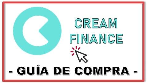 Cómo y Dónde Comprar Cream Finance (CREAM) Tutorial Actualizado