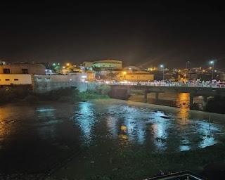 Chove forte em todo Curimataú e Seridó paraibano neste sábado (29)
