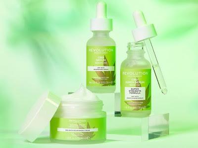 Revolution Skin care cannabis