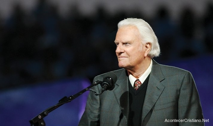 Billy Graham sermón acerca de asistir a la iglesia