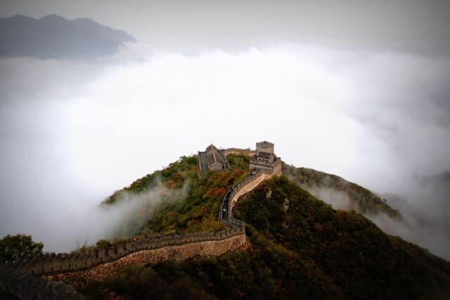 Sejarah Panjang Tembok besar China