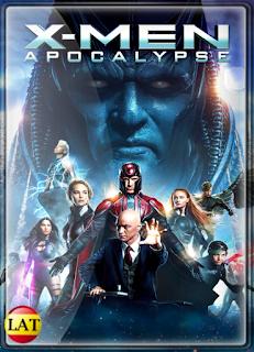 X-Men: Apocalipsis (2016) DVDRIP LATINO
