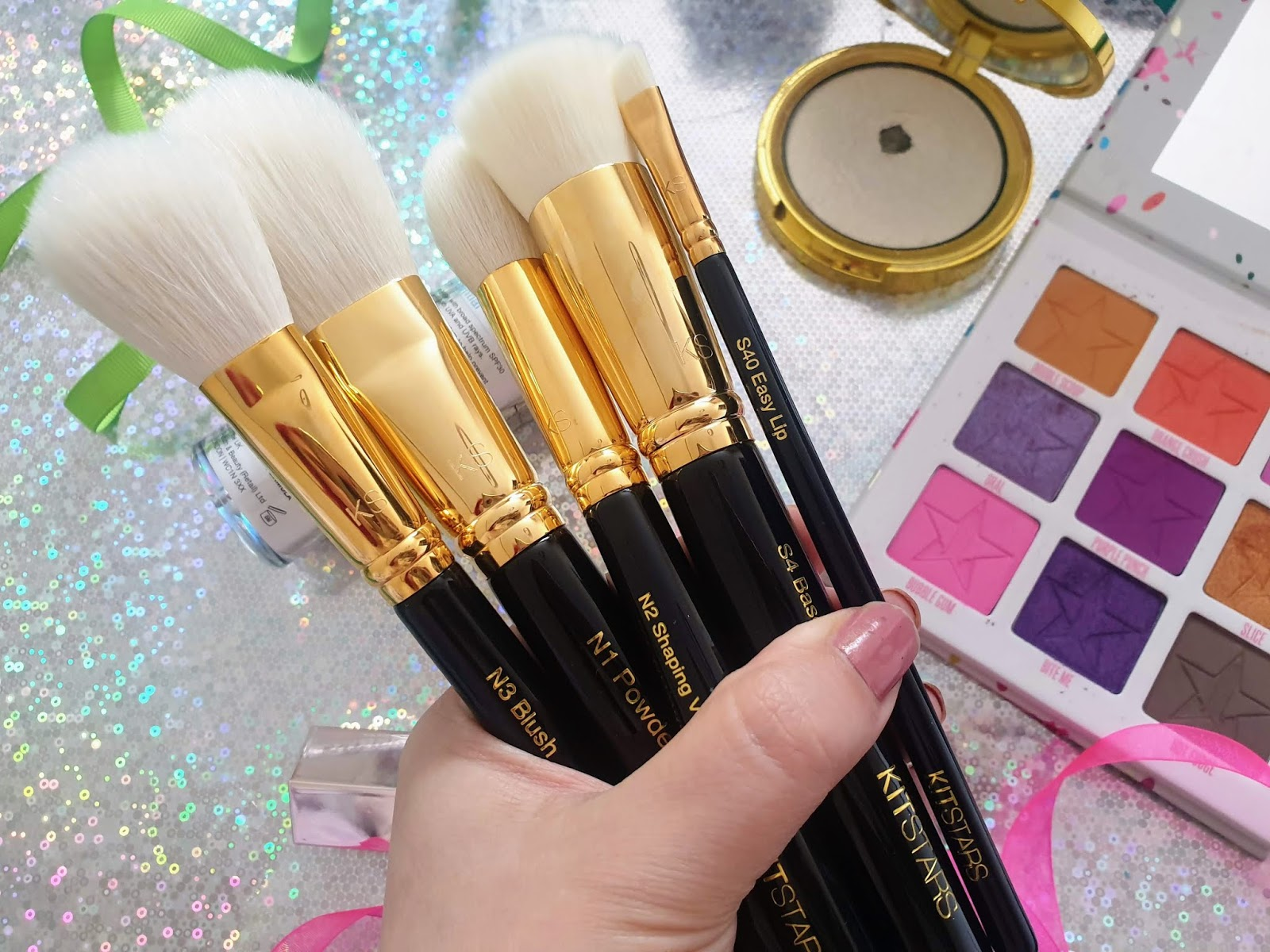 Kit Star Brushes | Review